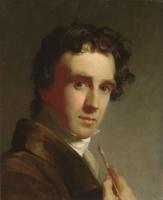 Томас Салли. Мужской портрет