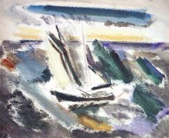Джон Марин. Море