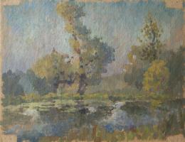 Anatoly Vasilievich Smagin. Озерный край