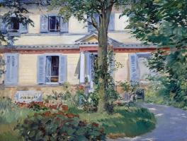 Дом в Рюайе