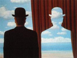 Рене Магритт. Переводная картинка