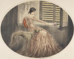 Икар Луи Франция 1888 - 1950. Мадам Бовари. 1929