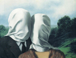 René Magritte. Beloved