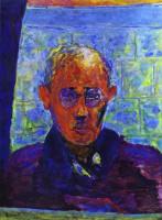 Пьер Боннар. Мужской портрет