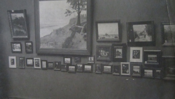 Jubilee exhibition in 1908