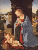 Лоренцо Ди Креди. Святое семейство