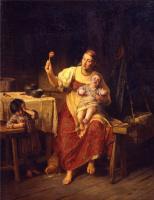 Firs Sergeevich Zhuravlev. Stepmom