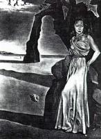 Сальвадор Дали. Портрет госпожи Энн Вудворд