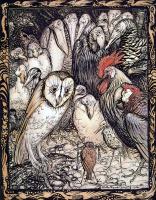 Артур Рэкхэм. Птицы