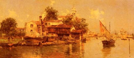 Антонио де Рейна Мария. Венеция