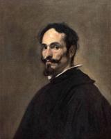 Диего Веласкес. Портрет мужчины (Хосе Ньето?)