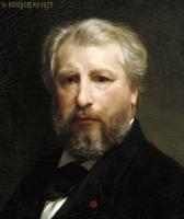 Адольф Бугро Вильям. Автопортрет. 1879