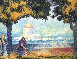 Анри-Эдмон Креста. Осень