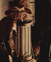 Ганс Гольбейн Младший. Алтарь Ганса Оберрида в кафедральном соборе Фрайбурга