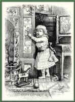 Томас Наст. 66 Детские плитки. Там он