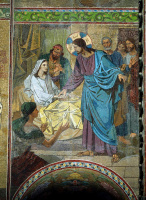 Firs Sergeevich Zhuravlev. The resurrection of Jairus's daughter