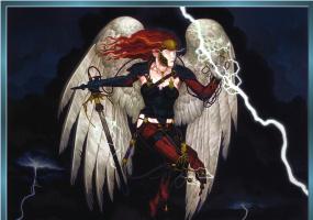 Ар Кей Пост. Молниеносный ангел