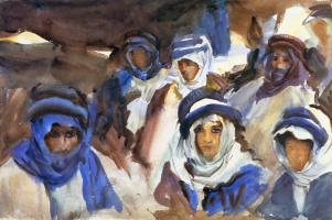 Джон Сингер Сарджент. Бедуины