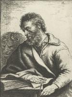 Ян Ливенс. Святой Марк