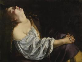 Marie Madeleine in Ecstasy
