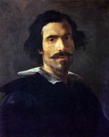 Джованни Лоренцо Бернини. Автопортрет в зрелом возрасте