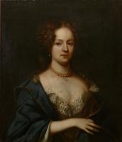 Питер Лели. Женский портрет