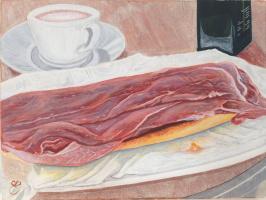 Дмитрий Еременко. Spanish breakfast