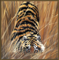 Поллианна Пикеринг. Большие кошки 10