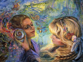 Жозефина Уолл. Волшебные звуки