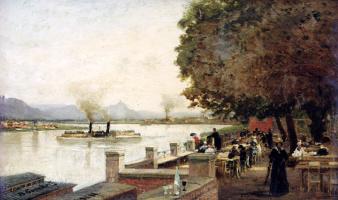 Alexey Petrovich Bogolyubov. Rhine