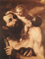 Хосе де Рибера. Святой Христофор