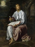 Диего Веласкес. Святой Иоанн Богослов на острове Патмос