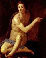 Аньоло Бронзино. Святой Иоанн Креститель