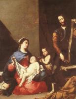 Хосе де Рибера. Святое Семейство