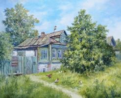 Сергей Владимирович Дорофеев. Лето в деревне