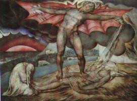 Уильям Блейк. Сатана