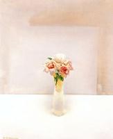 Эдуардо Наранхо. Ваза с цветами