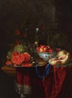 Питер де Ринг. Натюрморт с фруктами