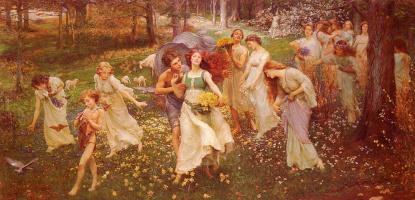 Чарльз Уорд. Весна