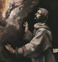 Эль Греко (Доменико Теотокопули). Святой Франциск