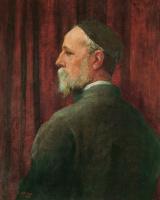 George Frederick Watts. Self-portrait