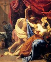 Симон Вуэ. Лукреция и Тарквиний