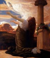 Frederic Leighton. The clytie