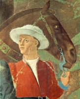 Пьеро делла Франческа. Поклонение 1