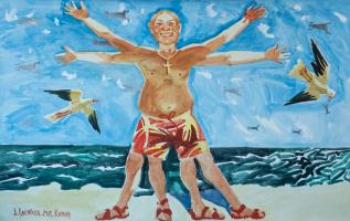 Дмитрий Цветков. Painting w.n