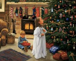 Роберт Данкан. Рождественская елка
