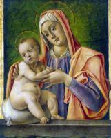 Бартоломмео Виварини. Мадонна с младенцем