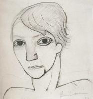 Мари Лорансен. Пабло Пикассо
