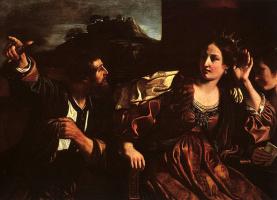 Джованни Франческо Гверчино. Корона