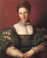 Аньоло Бронзино. Красаивая женщина